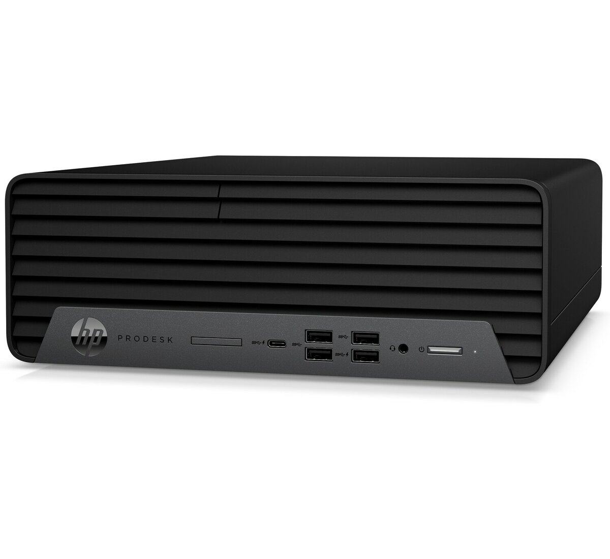 slide 3 of 3,zoom in, hp prodesk 600 g6 small form factor pc
