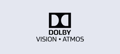 Dolby Vision<sup>®</sup> and Dolby Atmos<sup>®</sup>