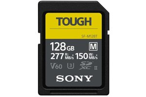 SF-M series TOUGH specification UHS-II SD Card