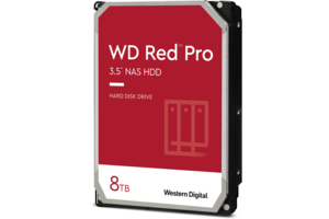 WD Red<sup>™</sup> Pro 8TB NAS Hard Drive