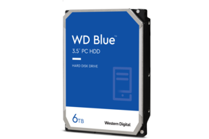 """WD Blue<sup>™</sup> Mobile - 3.5"""" - 6TB"""