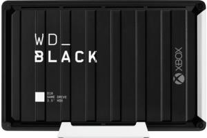 WD_BLACK<sup>™</sup> D10 Game Drive for Xbox<sup>™</sup> 12TB