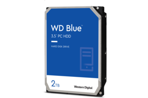 "2TB WD Blue 3.5"" PC Hard Drive"