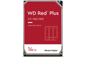 WD Red<sup>™</sup> Plus - 14TB