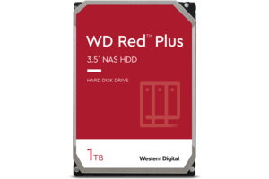 WD Red<sup>™</sup> Plus - 1TB