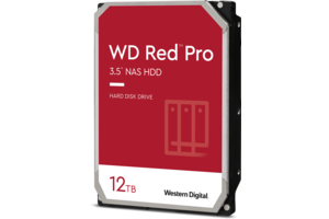 WD Red<sup>™</sup> Pro 12TB NAS Hard Drive