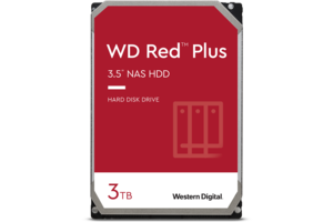 WD Red<sup>™</sup> Plus - 3TB
