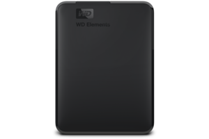 WD Elements<sup>™</sup> USB 3.0 portable hard drive 1TB