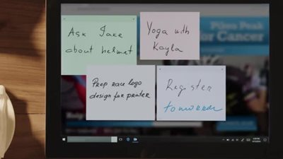 See Windows Ink in action