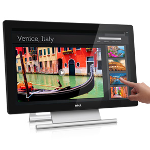 Dell 23 P2314T Full-HD-Touch-Monitor