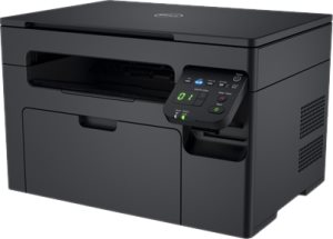 Dell Multifunction Mono Laser Printer B1163w: Easy to use and feature rich in a compact design