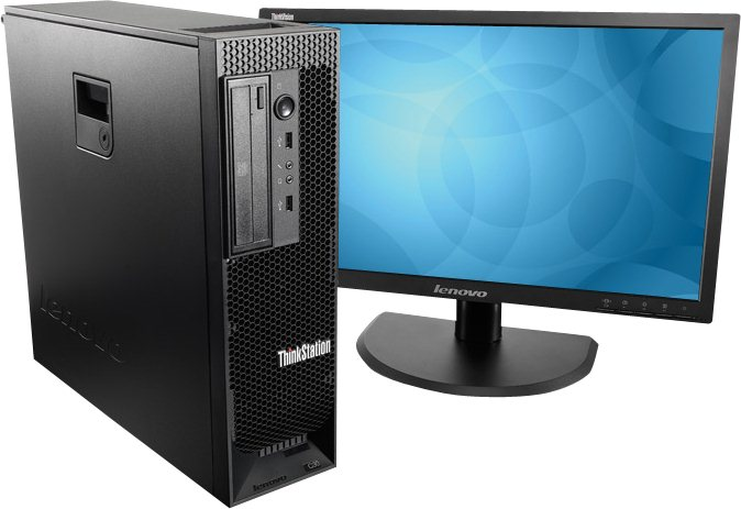 Lenovo ThinkStation C30 Monitor Treiber Windows XP