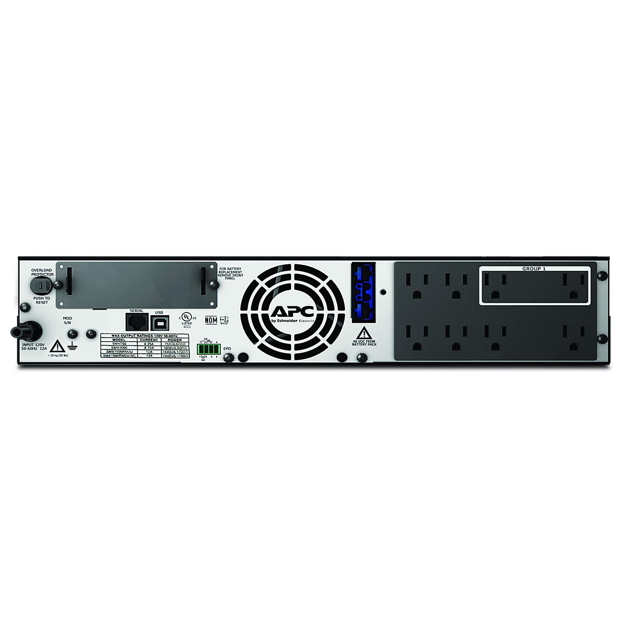 APC Smart-UPS X 750VA Tower/Rack - UPS - 600 Watt - 750 VA - with APC UPS  Network Management Card AP9631