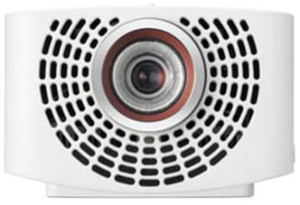 LG LED Home Theater Projector with webOS Smart TV and Magic Remote