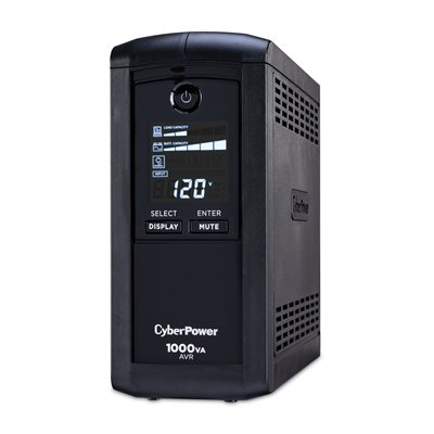 Essential Battery Backup & Surge Protection<sup>1</sup>