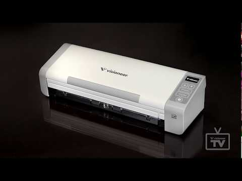 Visioneer Patriot P15 Portable Document Scanner