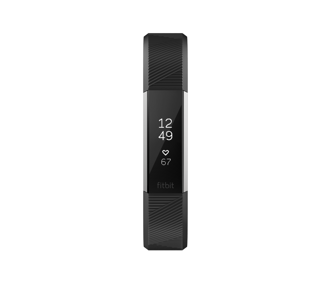 Fitbit Alta Hr Activity Tracker With Band Black S Monochrome Plum Size Large From Walks To Workouts Track It All