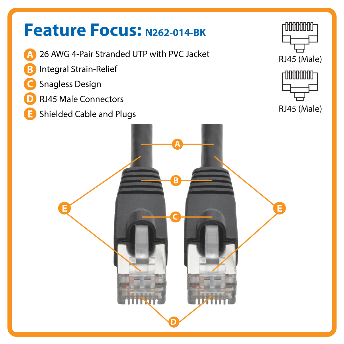 Tripp Lite Cat6a 10g Certified Snagless Shielded Stp Poe Patch N262 Cat5e Rj45 Ethernet Cable 26 Awg Pvc Jacket Gray 150 Ft Delivers Superior Signal Quality With Top Of The Line Construction