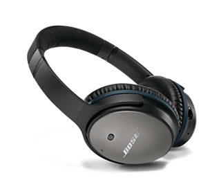 Bose QuietComfort 25 Acoustic Noise Cancelling - headphones with mic