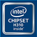 Intel-H310-Chipsatz
