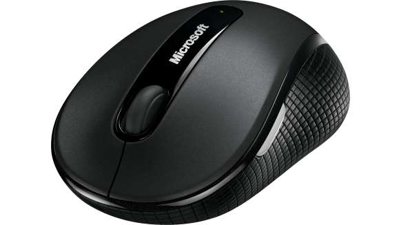 slide 1 of 3,show larger image, microsoft wireless mobile mouse 4000