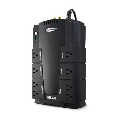 Essential Battery Backup & Surge Protection
