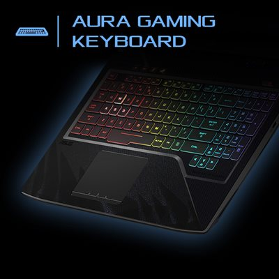 Aura Gaming-Keyboard mit Anti-Ghosting