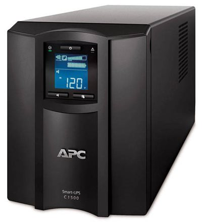 APC by Schneider Electric Smart-UPS C SMC1500