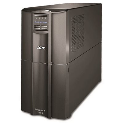 Smart-UPS SMT2200C with APC SmartConnect, Tower, 2200VA/1980W
