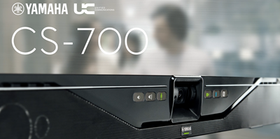 Yamaha CS-700 Video Sound Collaboration System for Huddle Rooms