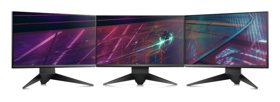 Dell Alienware 25 Gaming-Monitor: AW2518HF