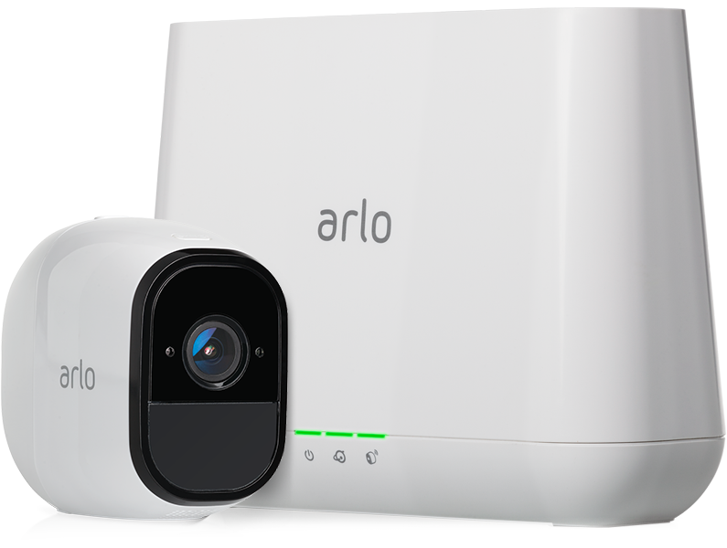 Image result for ARLO PRO WIRELESS HD SECURITY CAMERA KIT, INCLUDES BASE STATION + 2 CAMERA