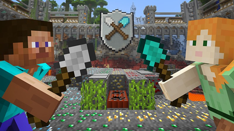 minecraft xbox one survival map download