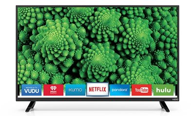 "VIZIO D-series 43"" Class Full-Array LED Smart HDTV"