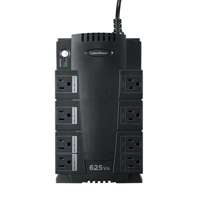 CST625G Essential Battery Backup & Surge Protection