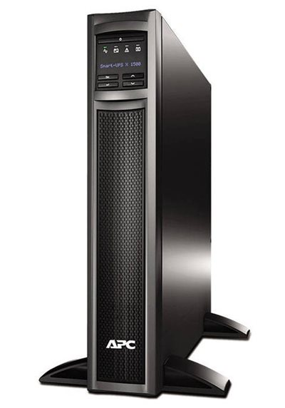 APC by Schneider Electric Smart-UPS Extended Run SMX1500RM2UNC