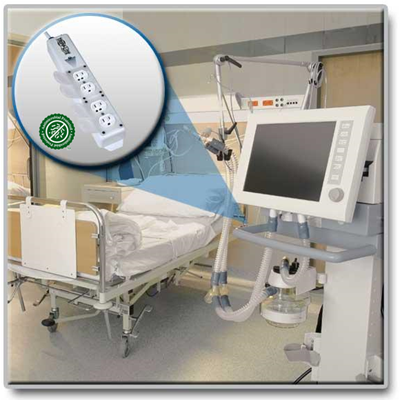 Reliable and Compliant Power Distribution for Patient Care Areas