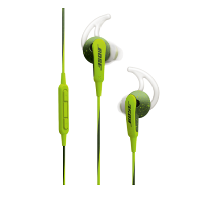 Bose SoundSport® in-ear headphones – Apple devices - green