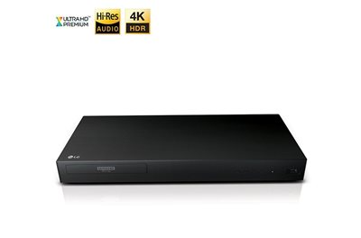 4K Ultra HD Blu-ray Disc™ Player with HDR Compatibility