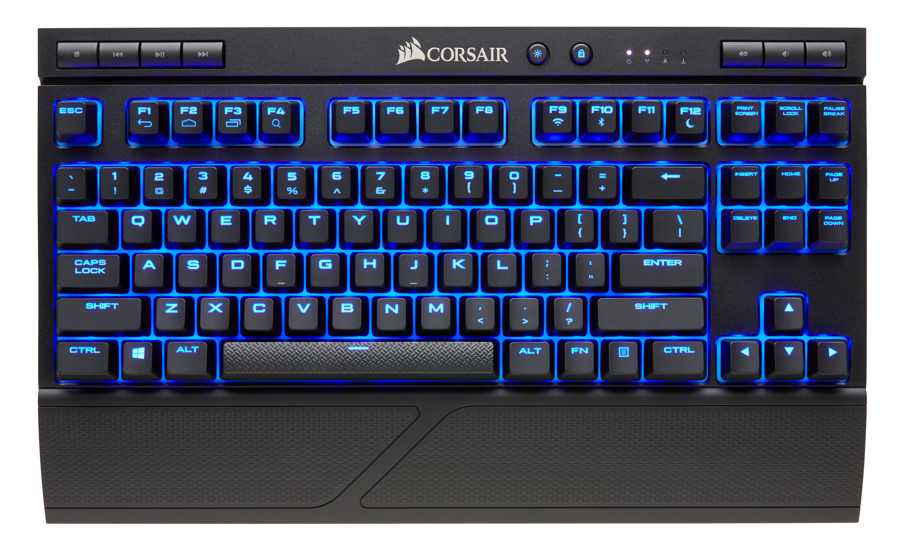 e597e8683fd CORSAIR K63 Wireless Mechanical Gaming Keyboard, Backlit Blue LED, Cherry  MX Red - Newegg.ca