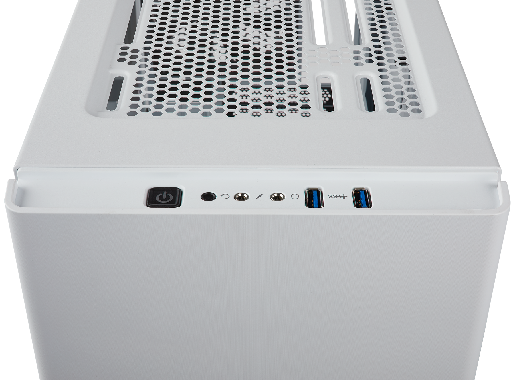Corsair Carbide Series 275r Cc 9011131 Ww White Steel Plastic Stick Well The Plexiglass Here It Is Ready Power Supply Circuit Acrylic Atx Mid Tower Gaming Case