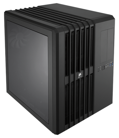 Direct Airflow Path cooling for revolutionary performance.
