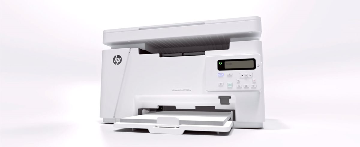 HP LaserJet Pro M26nw All-in-One Wireless Laser Printer with Built-in  Ethernet (T0L50A)