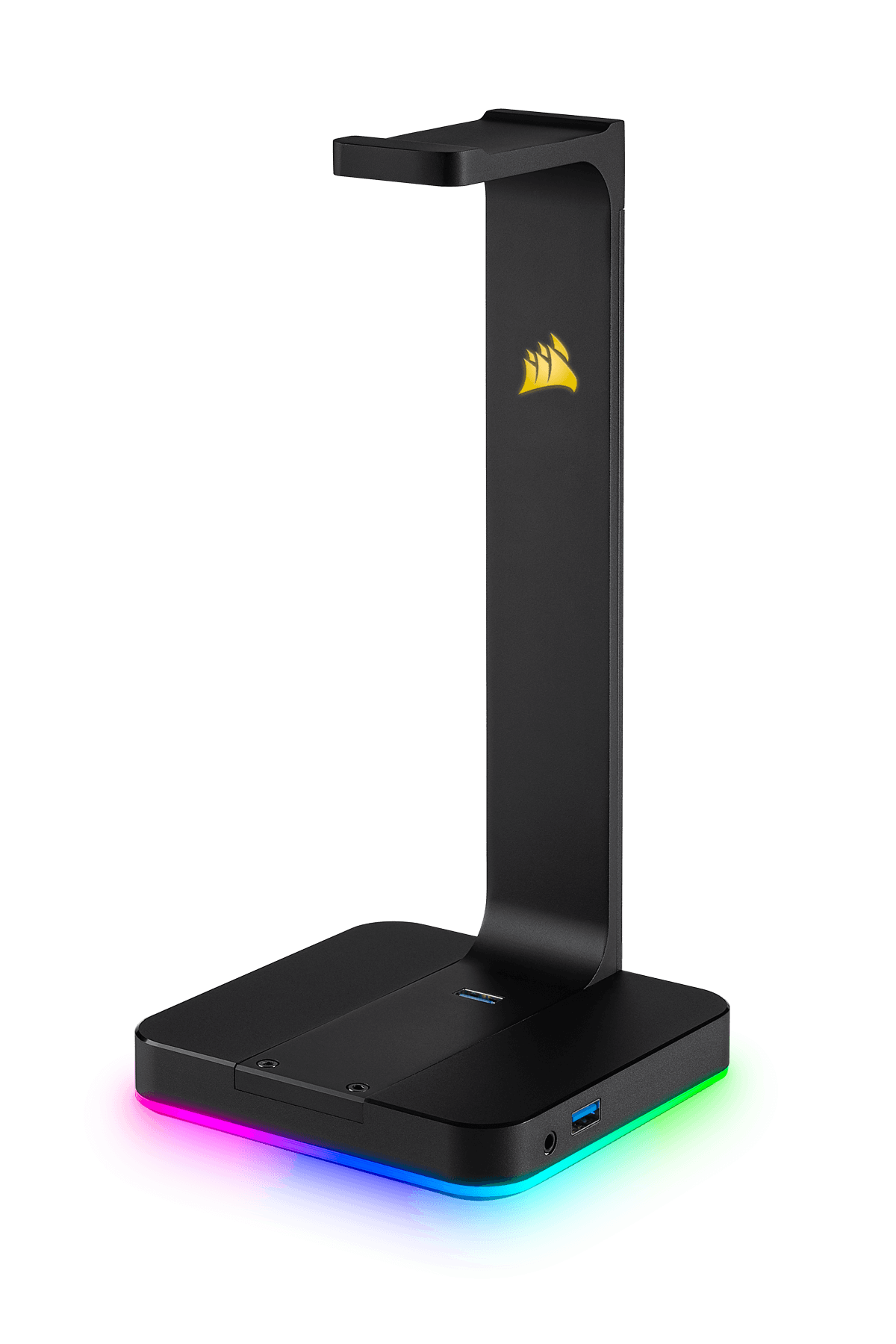 CORSAIR GAMING ST100 RGB Premium Headset Stand with 7 1