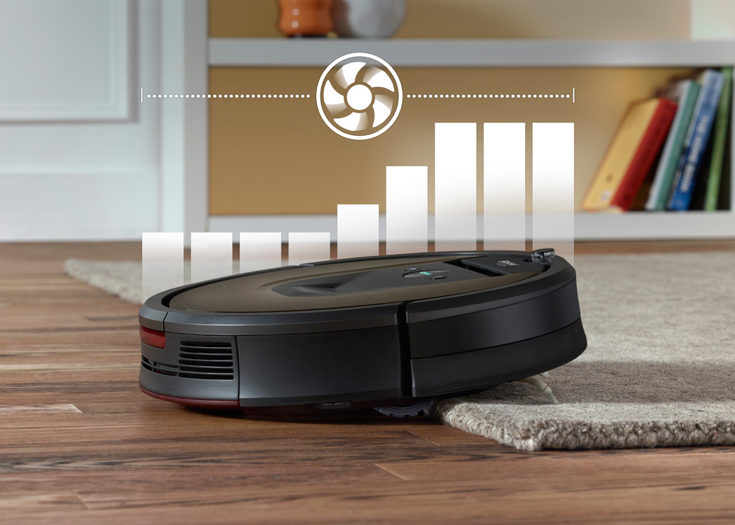 Roomba® 980 Wi-Fi® Connected Vacuuming Robot   Dell United