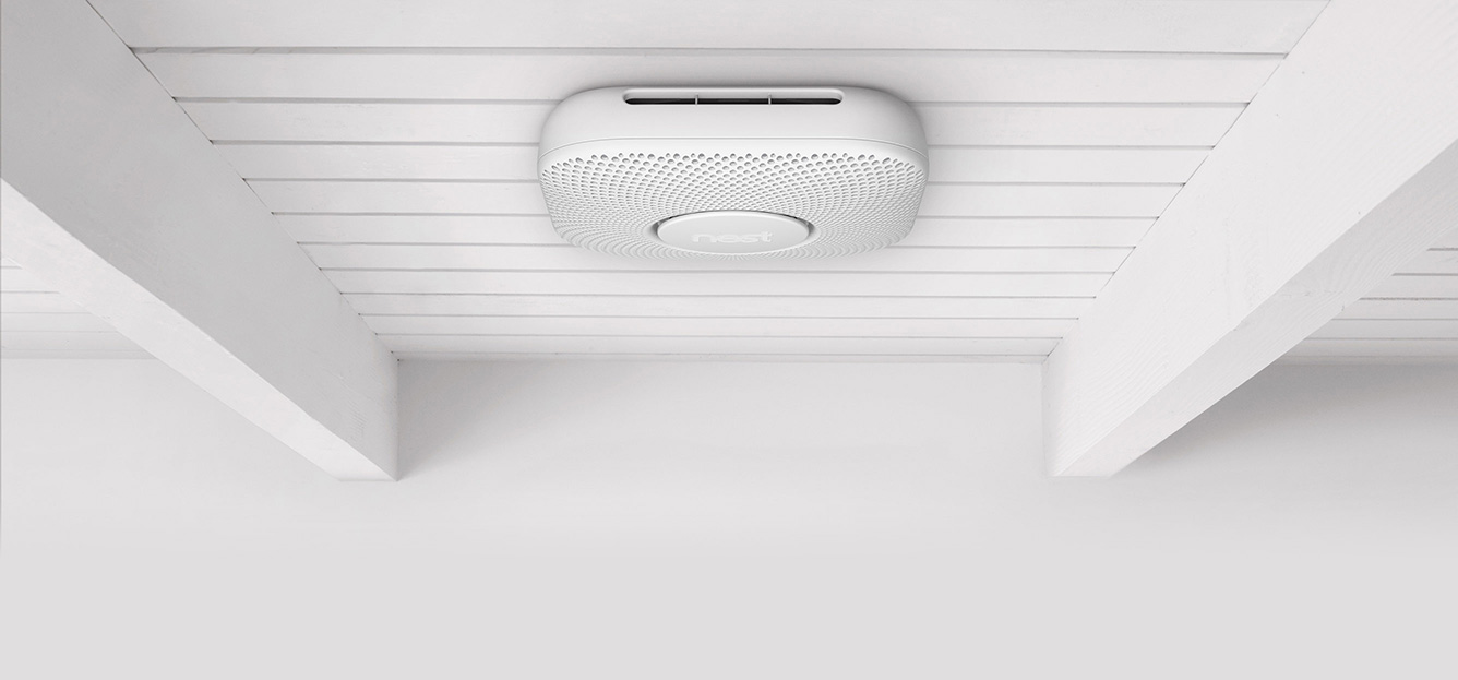 Nest Protect smoke and carbon monoxide alarm, Wired (2nd gen) | Dell ...