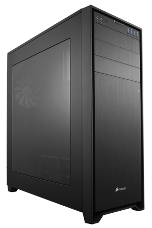 The full tower Obsidian case for great-looking high performance PCs