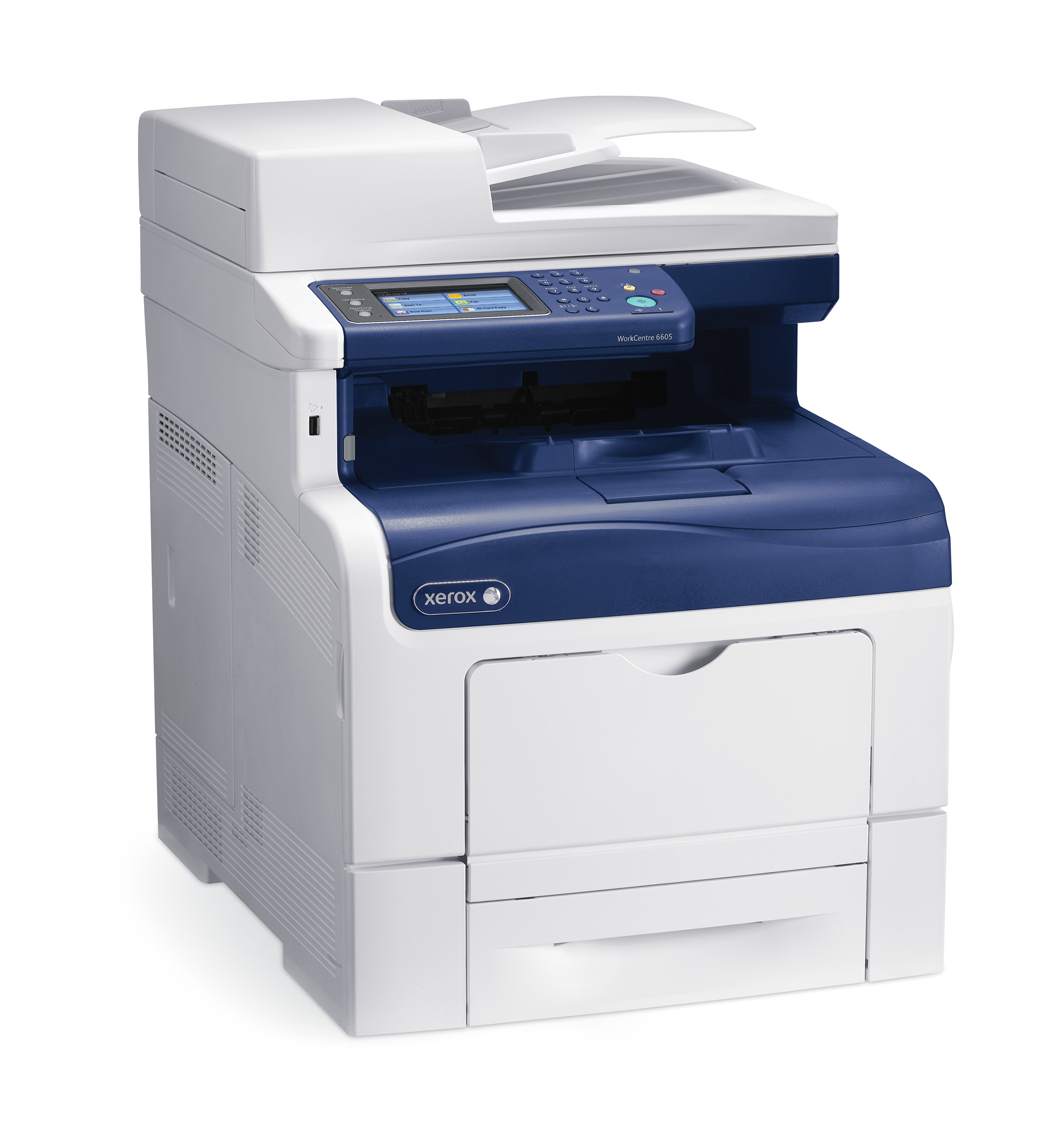 6605V_DN - Xerox WorkCentre 6605DN - multifunction printer (colour) -  Currys PC World Business