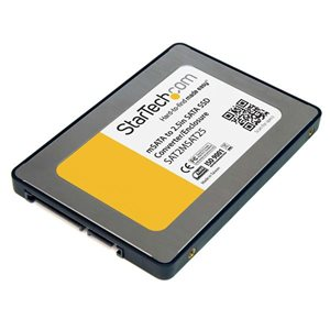 Convert an mSATA mini-SSD into a Standard 2.5in SATA SSD