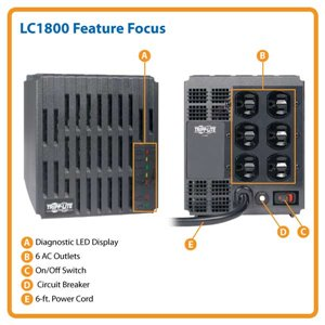 Protect Sensitive Electronics from Brownouts & Power Surges